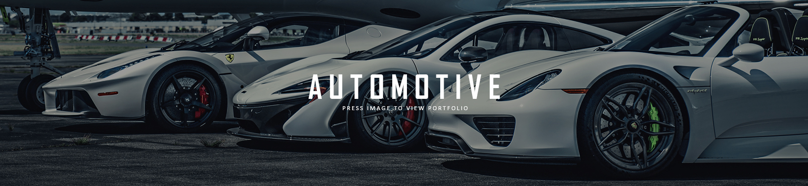 Luxury Automotive Photographer